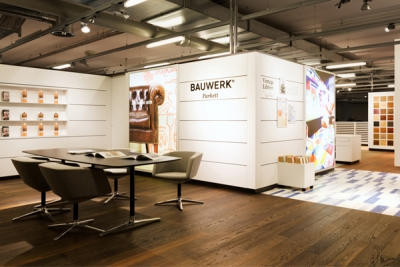 Bauwerk Parkett, partner di qualità