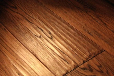 Il legno che cambia colore...