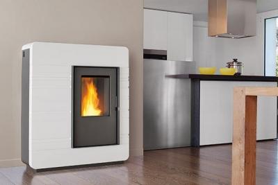 Stufa pellet Thermo, la stufa che riscalda tutta la casa